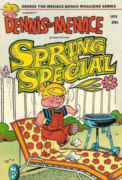 Dennis the Menace Bonus Magazine 78