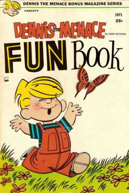 Dennis the Menace Bonus Magazine 91
