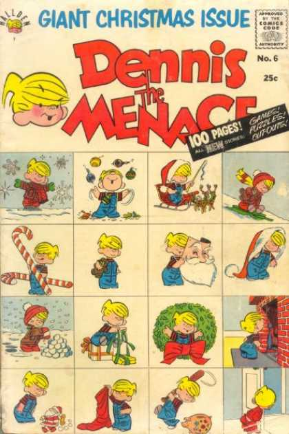 Dennis the Menace Giant 1