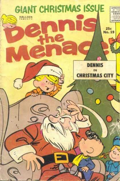 Dennis the Menace Giant 14