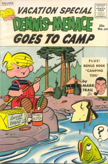 Dennis the Menace Giant 19