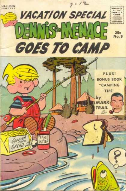 Dennis the Menace Giant 4