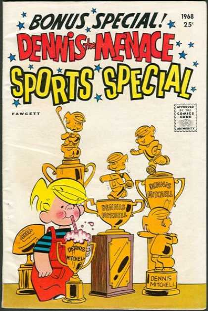 Dennis the Menace Giant 47