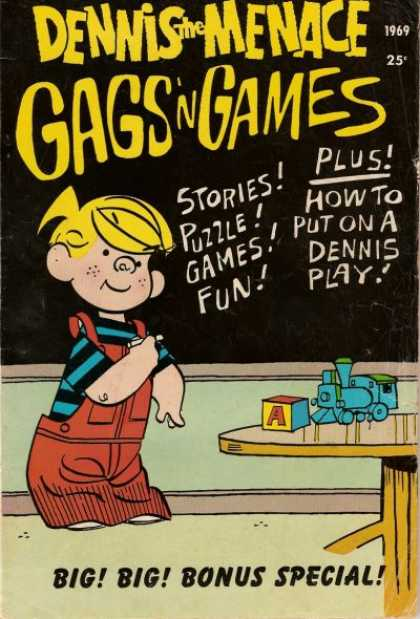Dennis the Menace Giant 61