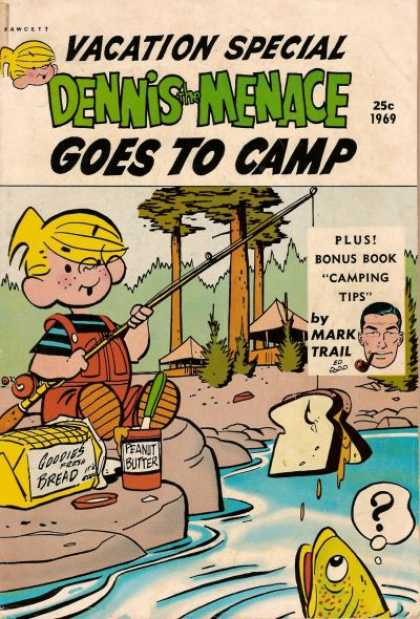 Dennis the Menace Giant 62