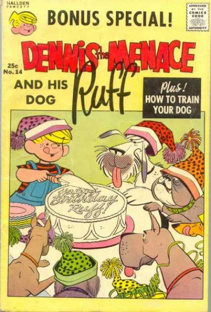 Dennis the Menace Giant 9