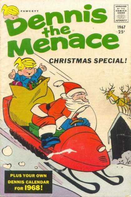 Dennis the Menace Special 51