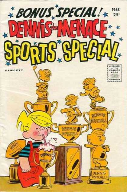 Dennis the Menace Special 52