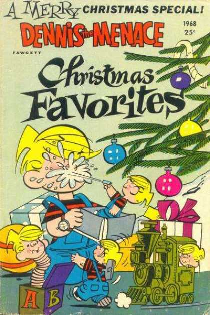 Dennis the Menace Special 61