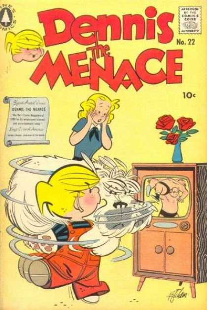 Dennis the Menace 22 - Dennin The Menace