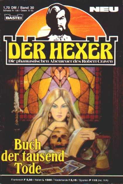Der Hexer Buch