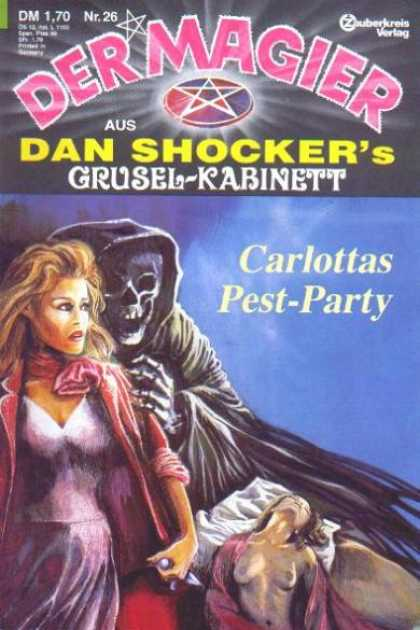 Der Magier - Carlottas Pest-Party