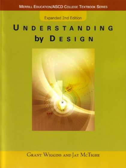 Design Books - Understanding by Design, Expanded 2nd Edition