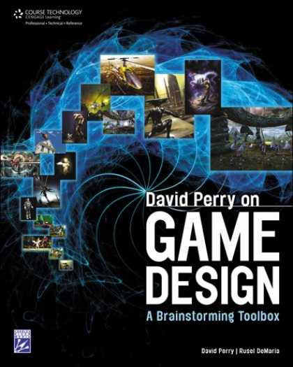 Design Books - David Perry on Game Design: A Brainstorming ToolBox