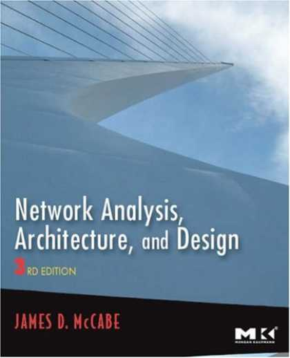 Design Books - Network Analysis, Architecture, and Design, Third Edition (The Morgan Kaufmann S