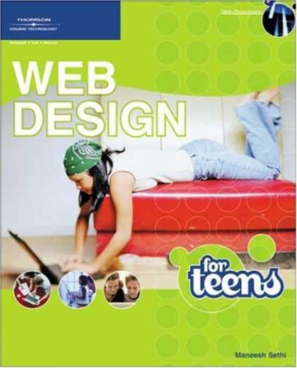 Design Books - Web Design for Teens