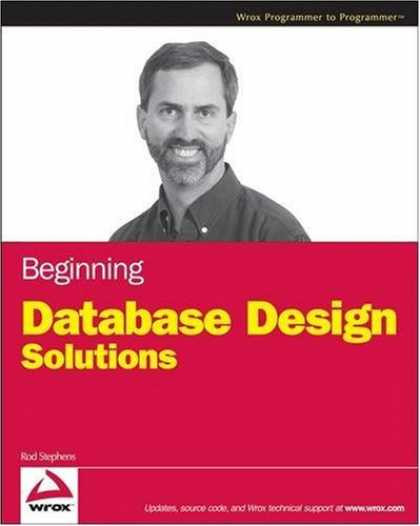 Design Books - Beginning Database Design Solutions (Wrox Programmer to Programmer)