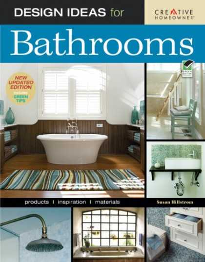 Design Books - Design Ideas for Bathrooms (2nd edition)