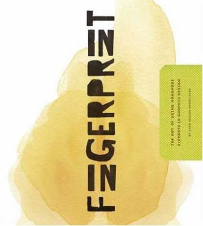 Design Books - Fingerprint: The Art of Using Hand-Made Elements in Graphic Design