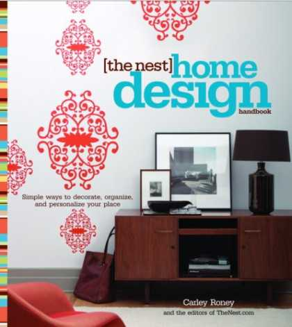 Design Books - The Nest Home Design Handbook: Simple ways to decorate, organize, and personaliz