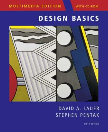 Design Books - Design Basics, Multimedia Edition (with ArtExperience CD-ROM)