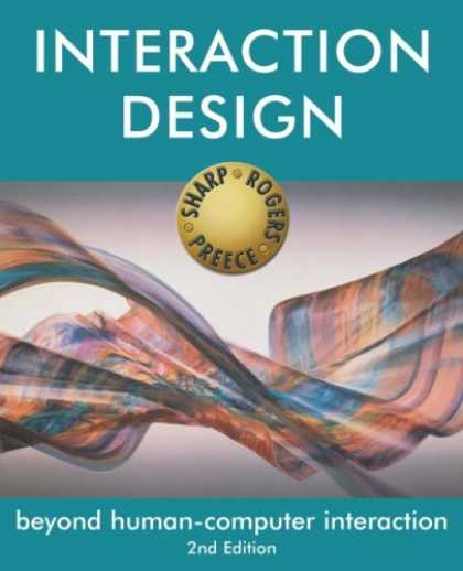 Design Books - Interaction Design: Beyond Human-Computer Interaction