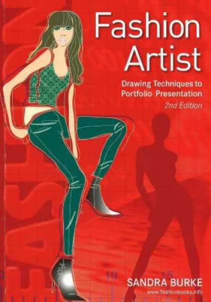 Design Books - Fashion Artist (Fashion Design Series)