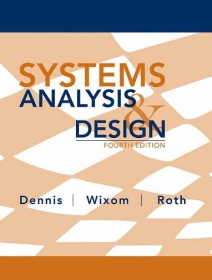 Design Books - Systems Analysis and Design