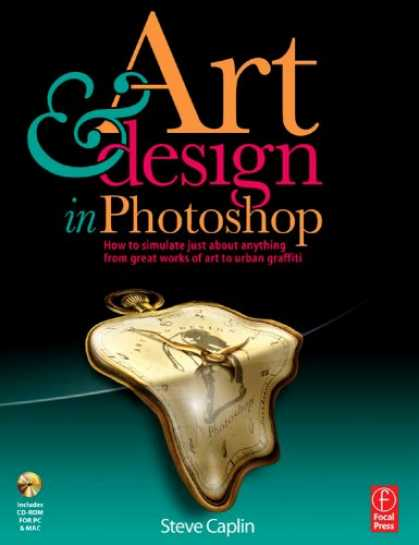 Design Books - Art and Design in Photoshop