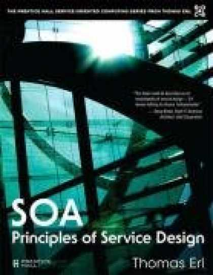 Design Books - SOA Principles of Service Design (Prentice Hall Service-Oriented Computing Serie