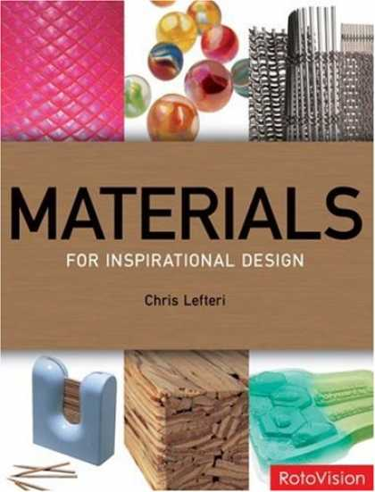 Design Books - Materials for Inspirational Design