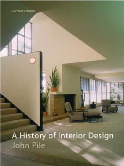 Design Books - A History of Interior Design
