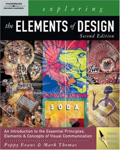 Design Books - Exploring the Elements of Design (Design Exploration Series)