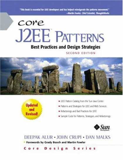 Design Books - Core J2EE Patterns: Best Practices and Design Strategies (2nd Edition) (Sun Core