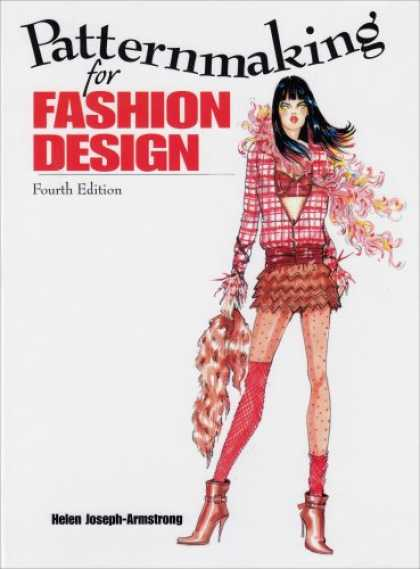 Design Books - Patternmaking for Fashion Design (Cloth) (4th Edition)