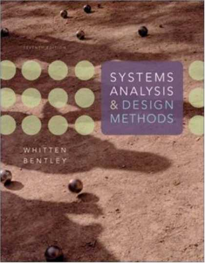 Design Books - Systems Analysis and Design Methods