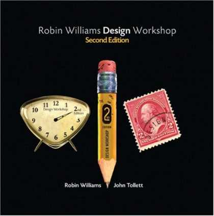 Design Books - Robin Williams Design Workshop, 2nd Edition