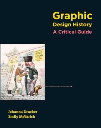 Design Books - Graphic Design History: A Critical Guide