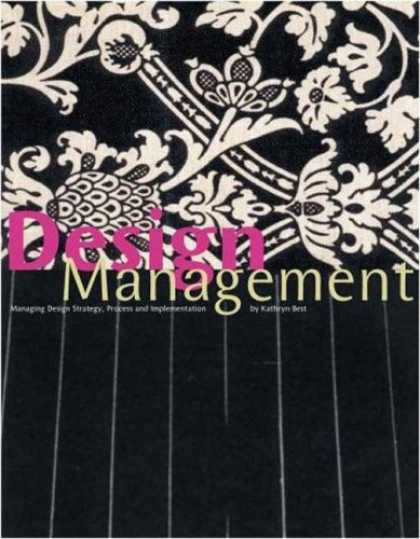 Design Books - Design Management: Managing Design Strategy, Process and Implementation (Ava Aca
