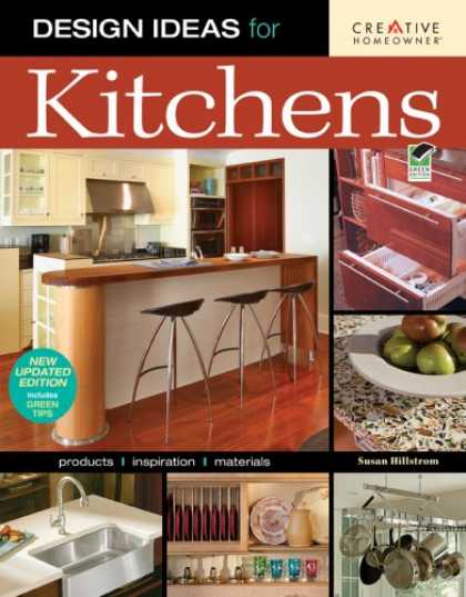 Design Books - Design Ideas for Kitchens (2nd edition)