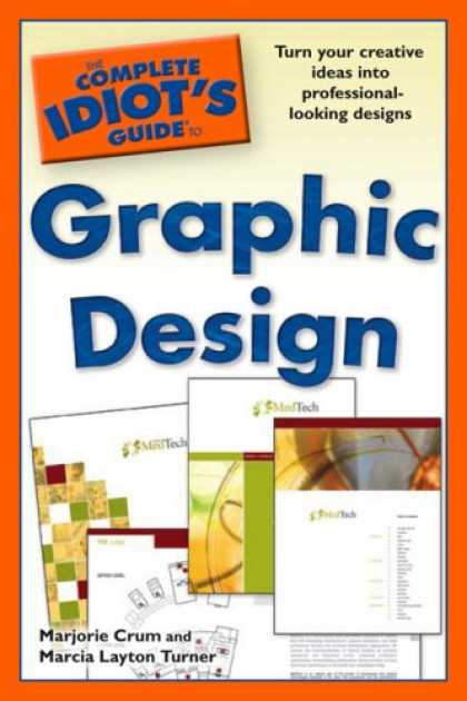Design Books - The Complete Idiot's Guide to Graphic Design