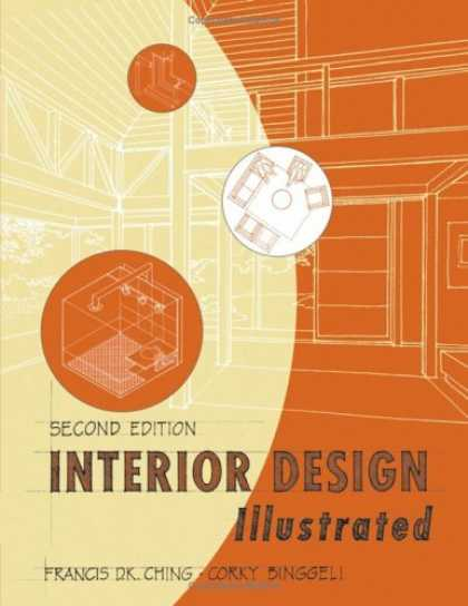 Design Books - Interior Design Illustrated 2nd Edition