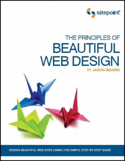 Design Books - The Principles of Beautiful Web Design