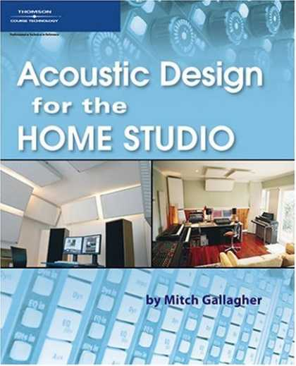 Design Books - Acoustic Design for the Home Studio