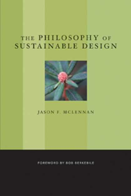 Design Books - The Philosophy of Sustainable Design