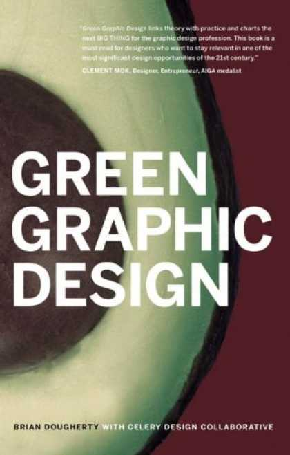 Design Books - Green Graphic Design