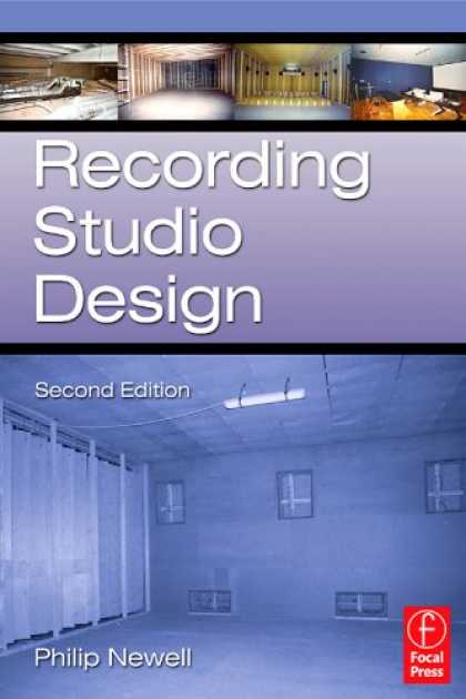 Design Books - Recording Studio Design, Second Edition