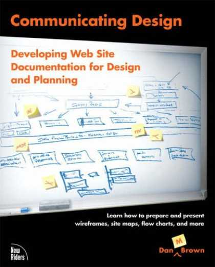 Design Books - Communicating Design: Developing Web Site Documentation for Design and Planning