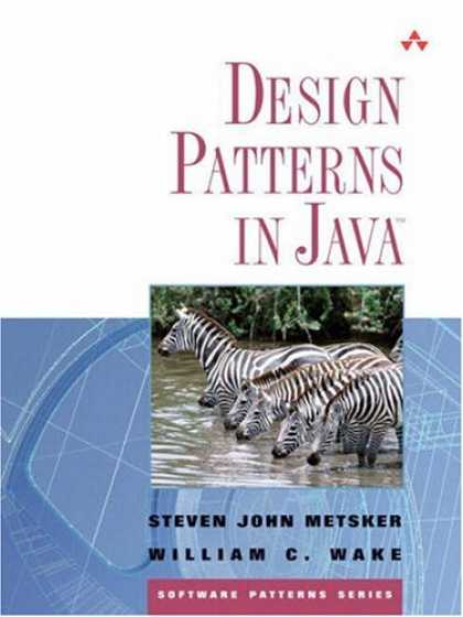 Design Books - Design Patterns in Java(TM) (Software Patterns Series)