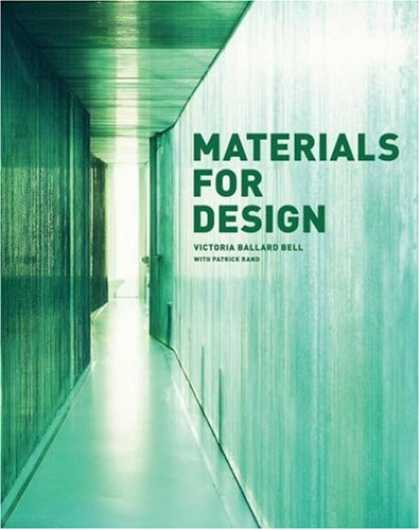 Design Books - Materials for Design